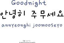 coreano frases para aprender