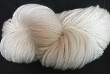 Yarn Spotlight / CATNIP YARNS • First quality undyed yarns - ready to be dyed or used in the natural color
