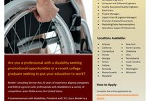 Disability Services / by UWG CAREER