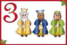 3 King's Day   Los Reyes Magos