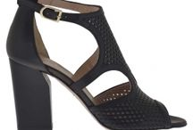 Zapato abierto
