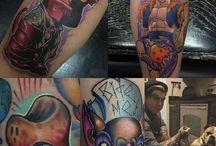 Moses Dood / Tattoos by Moses: IG - @mosesdood / @getuptattoosociety facebook.com/GetUpTattooSociety.GUTS