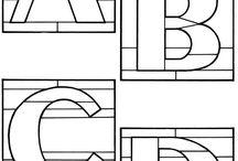 Glas alfabet