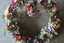 Wreaths by Damson and Vine