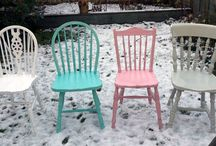 What a lovely Chair / All sorts of beautiful chairs, seats, stools and benches