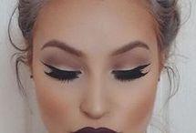 eyeshadow blends