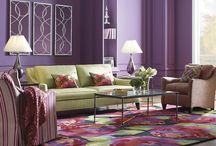 BEDAZZLED / Prepare to dazzle & be dazzled this #fall with show-stopping rugs, furniture, pillows and accessories in bold, beguiling patterns plus a wonderfully rich palette! Our NEW Fall 2014 #collection is now available on www.companyc.com and in stores!  / by Company C