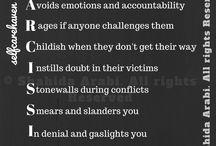 Narcistisch gedrag