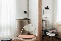 Sillas y muebles originales