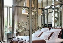 Interiors - Bedroom / by Sacha Renner