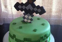 Minecraft Party / by Colleen Prendergast