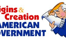 U. S. Government / by Molly Forker