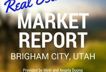 Brigham City Utah / 0