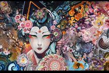 Art -Collage / by Eugene Borg