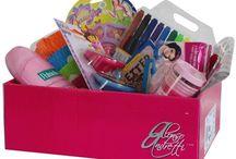 Christmas boxes: girl 5-9