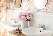 Bathrooms / by Elaine Whyte