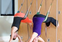Rope yoga
