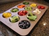 Muffin Tin Meals, Lunches, and Cool Kid Snacks