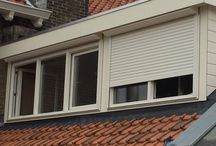 Dakkapel Amsterdam / Plaatsing dakkapel 5.500 x 1.600 mm.