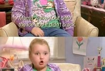 Here comes Honey boo boo / Funny
