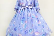 Dream Lolita Dresses / Cuts and prints to die for!