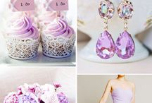 Wedding - Purple