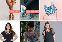 Favoritos do Mês | My Wishlist / Os favoritos Plus Size do mês do blog carolvayda.com.br