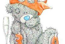 Tatty Teddy Bears and Friends / by MaryEllen Birch