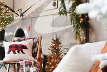 | Christmas in the Camper | / Christmas in the Camper - RV holiday tips, ideas, and decorating inspiration. To be added please follow this board then email info(at)MountainModernLife[dot]com Make sure to leave the email associated with your Pinterest account so I can add you. Please only post pins from the original source. Projects may be featured on our Blog or FB Page: mountainmodernlife.com Thanks!