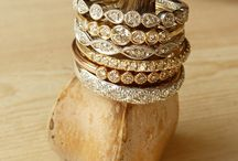 Stacks on Stacks / Hand jewelry to die for!!  / by Kristen Wilson