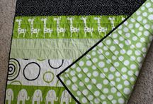 Quilt type things