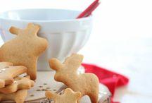 biscotti e torte natalizie