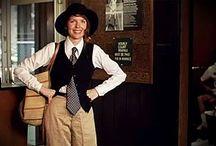 Annie Hall-esque