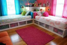 Twins bedroom ideas