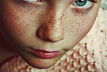 Freckles / Freckles are beautifull