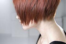 hair styles/cuts / by Jackie Kincaid