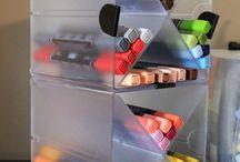 Storage ideas/ Organization