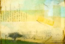 Encaustic Collage & Mixed Media / by Linda Virio