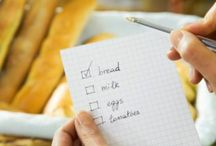 Meal Planning & Couponing / Meal or menu planning really helps you get organized.  This board has tips for creating menu plans, lots of templates, and also grocery list templates and coupon advice, since they all go hand-in-hand.