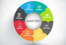 Audit Management Software / Audit Pro is a web-based application that helps an organization manage, schedule, assign, and monitor the status of audits, and the Corrective Actions for any internal audit.