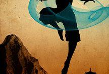 Avatar the last airbender / Série