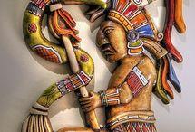 Maya Art / Ancient Maya Art and Culture - Wisdom of the Gods