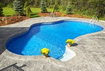 Pool ideas / by Teresa Giebler