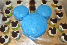 Mickey Mouse or Minnie Mouse party