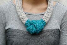 Punto / Knitting / Weaving / by Cosas Molonas