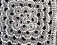 Crochet/ Blocks and Blankets / by Debbie Whorton
