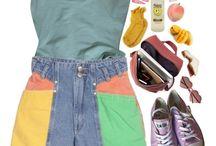 одежда и всякие штуки