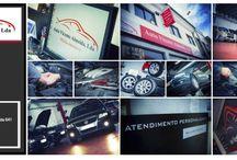 A sua oficina de Automóveis