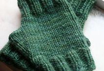 lanas, hilos y agujas