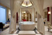 Presidential Suite Bathrooms